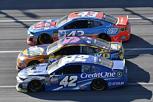 Kyle Larson's playoff hopes take hit as NASCAR issues L1 penalty