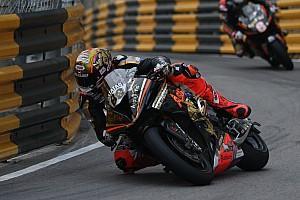 Motorrad-Grand-Prix Macau 2018: Peter Hickman dominiert Qualifying