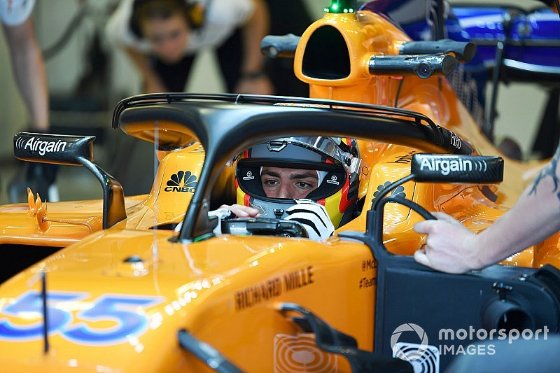 Sainz: fejlődtem a Renault-nál, és ez segíteni fog a McLarennél