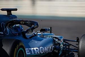 """Hamilton """"titkos"""" üléspróbája a Mercedes 2019-es autójához"""