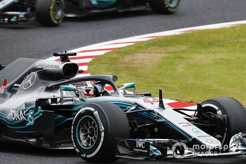 Hamilton dice que los neumáticos de F1 deberían ser