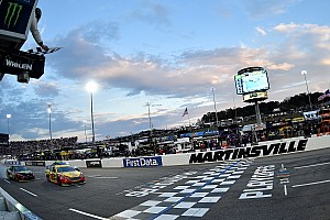 Full NASCAR 2019 Martinsville weekend schedule