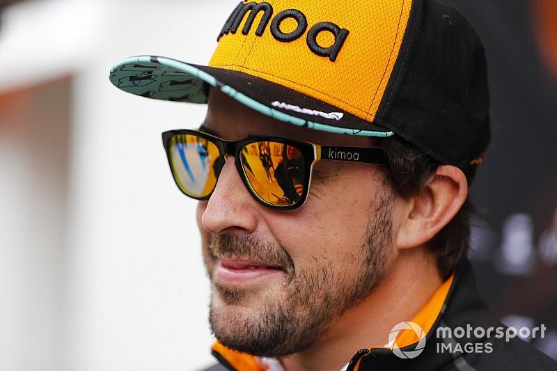 Алонсо: Для мене буде привілеєм кермувати машиною NASCAR