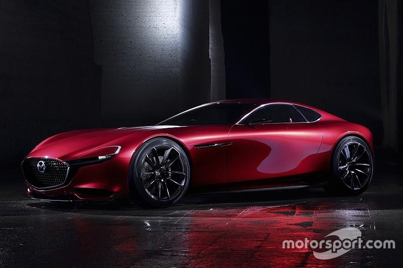 Гібридна Mazda може прокласти шлях роторному спортивному автомобілю