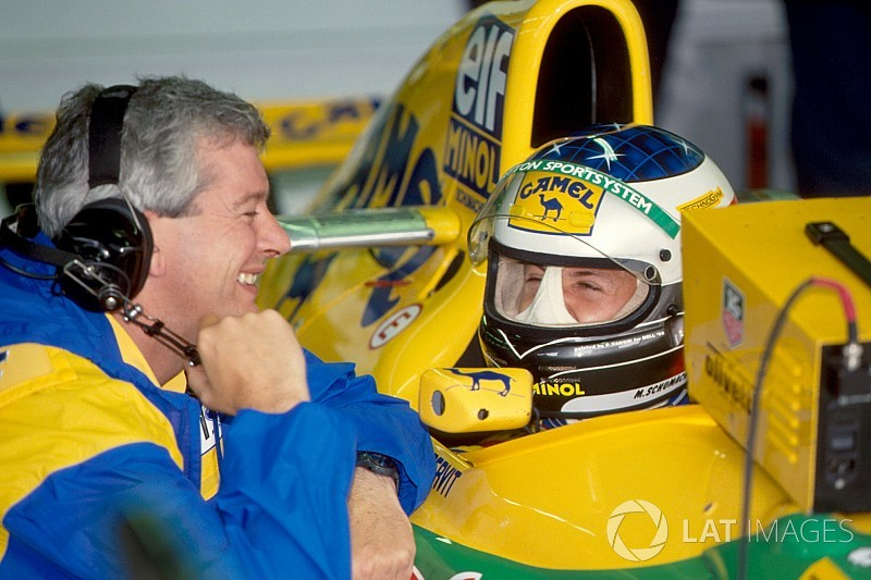 Why Schumacher was the best I ever worked with – Pat Symonds