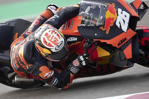 Resmi: Pedrosa, Avusturya'da KTM ile MotoGP'ye dönüyor