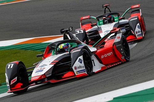 Audi vertrekt uit Formule E en gaat in 2022 elektrisch naar Dakar