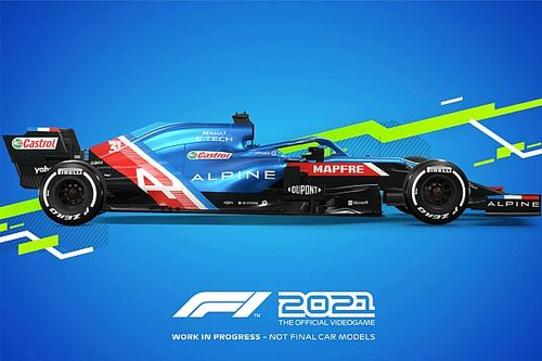 F1 2021 game to feature story mode and three new circuits