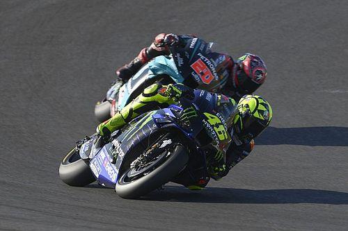 Lorenzo n'aurait jamais imaginé Rossi dans un team satellite