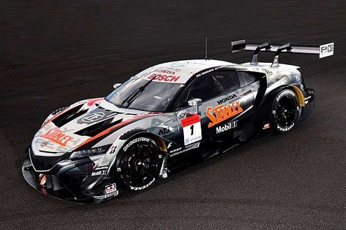 Kunimitsu Honda reveals new Super GT sponsor for 2021