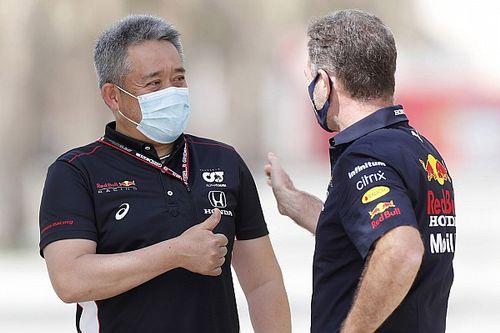 Une Red Bull rebadgée rend Honda perplexe