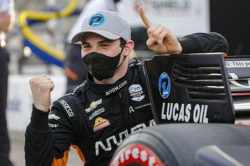 Pato O'Ward probará un McLaren de F1 si gana en IndyCar