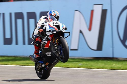 Sykes elated after scoring new BMW's first WSBK podiums