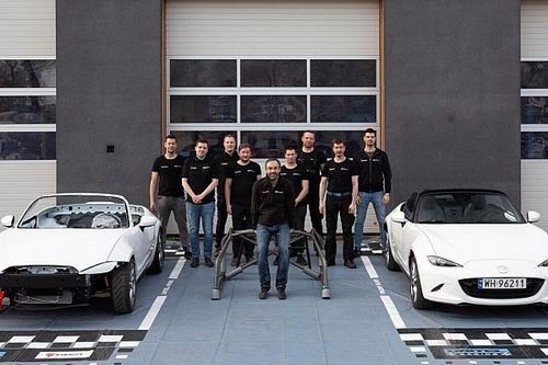 Mazda MX-5 Cup Poland ruszy w czerwcu