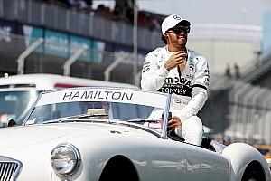 Hamilton só consegue converter 25% de suas poles em vitória na Austrália