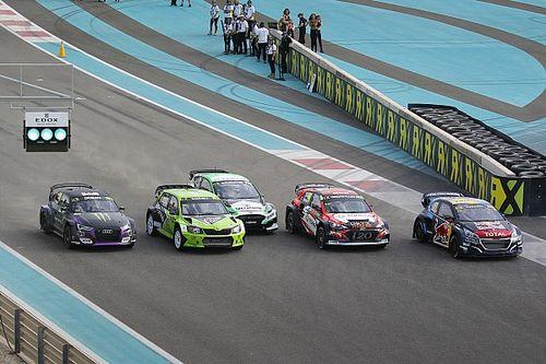 Dünya RX, Abu Dhabi ayağını iptal etti