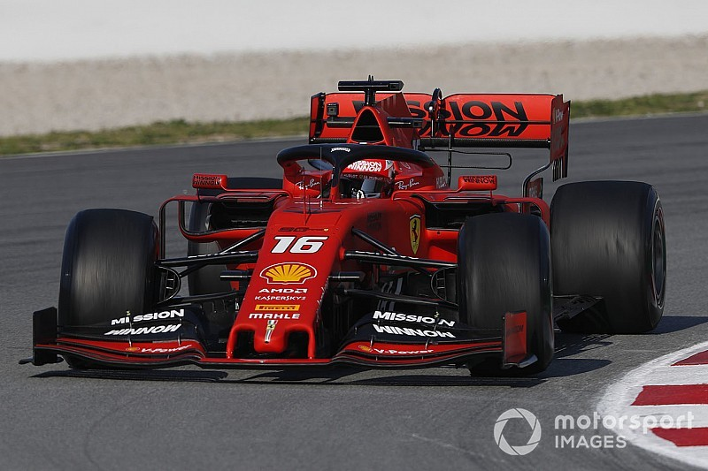 Gasly admits Leclerc lap was out of reach