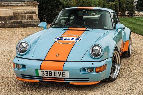 Everrati électrifie la Porsche 964