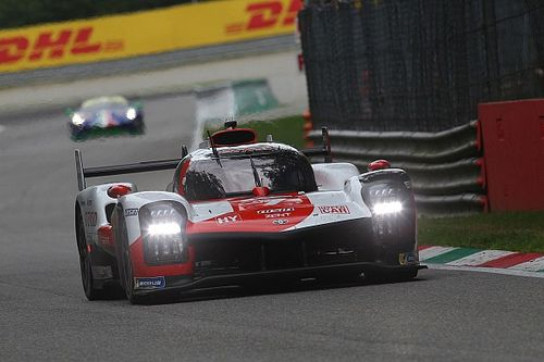 Hypercars at full power level for Le Mans, Alpine pegged back