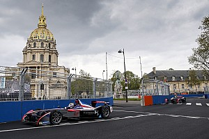 Formula E Commentary How the City of Light illuminated Formula E's progress