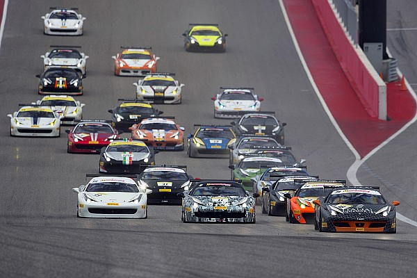 Ferrari Ferrari Challenge complete weekend results - COTA