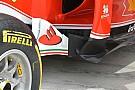 Ferrari: nuovo deviatore di flusso per Raikkonen