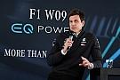 Formel 1 Toto Wolff: Mercedes-Dominanz ist nicht unser Problem