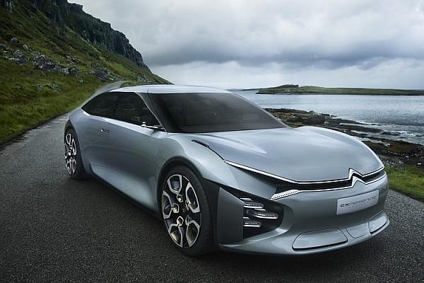 OTOMOBİL Son dakika Citroen, yeni C5 ile geleneksel sedan kavramını değiştirecek