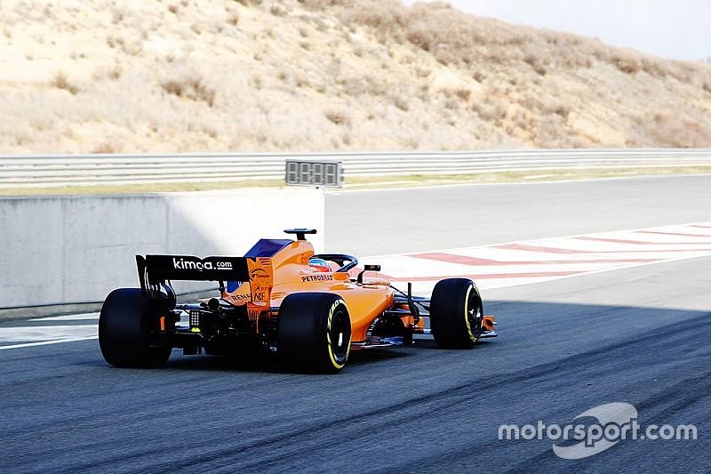 """Après avoir testé la MCL33, Alonso prédit """"de bons moments à venir"""""""