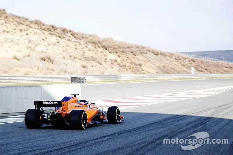 "Alonso tells McLaren fans: ""Good times are coming"""