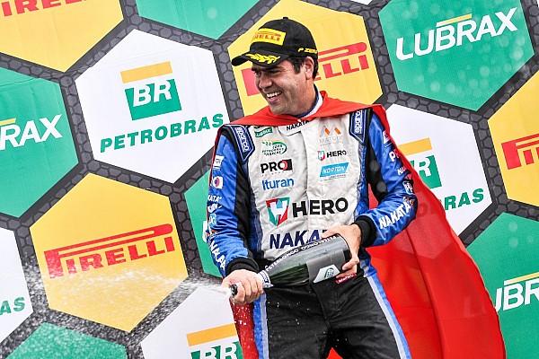 Stock Car Brasil Últimas notícias Baptista terá Nonô Figueiredo como parceiro em Interlagos