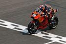 Így húzta neki a MotoGP mezőnye Thaiföldön