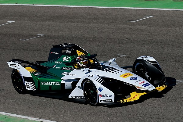 Formule E Nieuws Audi bevestigt Abt en Di Grassi voor vijfde seizoen Formule E
