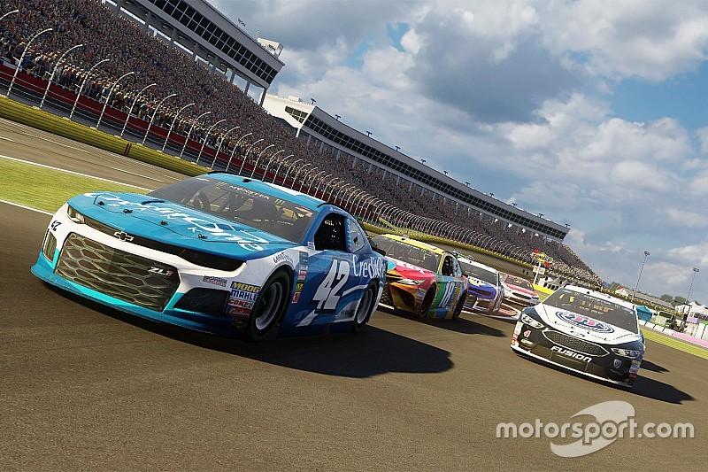 NASCAR, Race Team Alliance та 704Games об'єднають зусилля для створення NASCAR Esports League