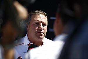 Formula 1 Breaking news McLaren's decision-making process