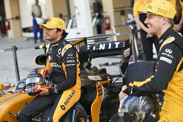 Technikchef: Hülkenberg und Sainz für Renault