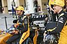 F1 Video: el simpático saludo navideño de Sainz y Hulkenberg