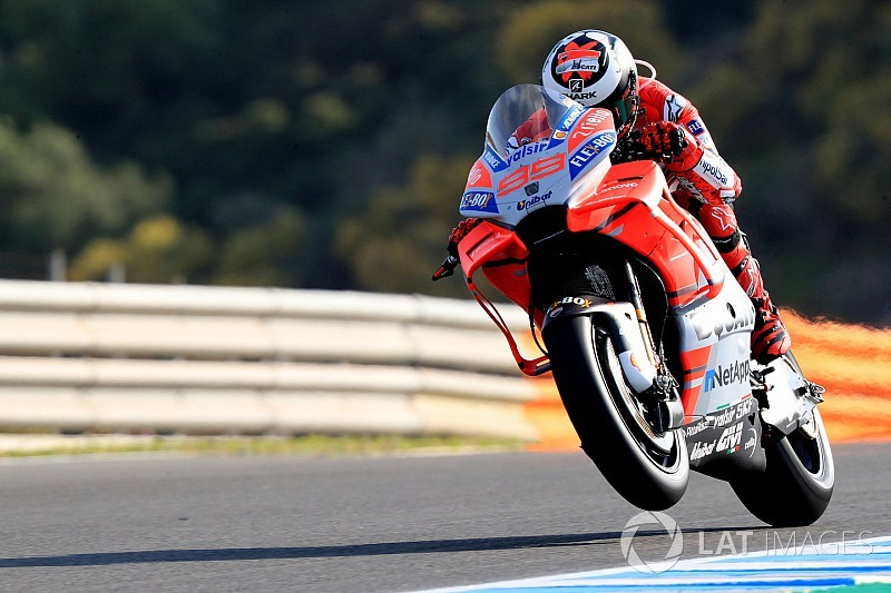 "Ducati, ou ""la pointe d'amertume"" face à l'échec Lorenzo"