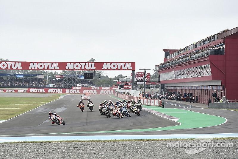 Argentina confirma la continuidad del MotoGP hasta 2021