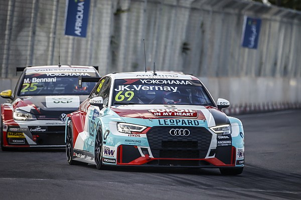Oriola, tercero en Marrakech; victoria de Verany y Audi