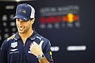 Daniel Ricciardo vor Schanghai: