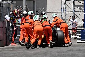 Formule 1 Actualités Verstappen change de boîte à Monaco