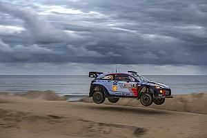 WRC Rennbericht WRC Australien: Thierry Neuville gewinnt das Saisonfinale