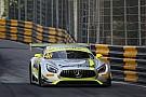 GT FIA GT World Cup Macau: Mortara wint voor Mercedes, knappe P2 voor Frijns