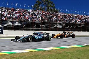Formel 1 Reaktion