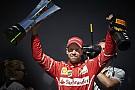 Brawn: Vettel, Ferrari'nin şampiyon olabilecek seviyede olduğunu kanıtladı