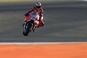 MotoGP Últimas notícias Lorenzo vê Ducati atrás de rivais em moto de 2018