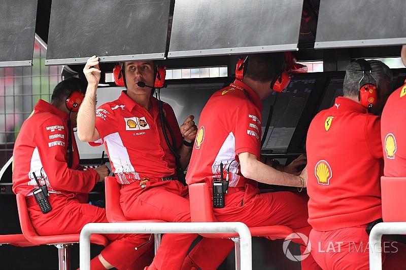 Ferrari, Simone Resta'nın yerine yeni bir isim atamayacak