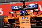 Alonso: MCL33 her üç sektörde birden güçlü görünüyor