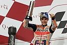 MotoGP Kembali dikalahkan Dovizioso, Marquez tetap puas